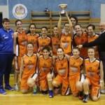 under 17 femminile - Libertas Basket school