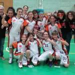 Libertas Sporting Basket school Udine è campionessa regionale U13-2