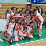 Libertas Sporting Basket school Udine campione regionale U13