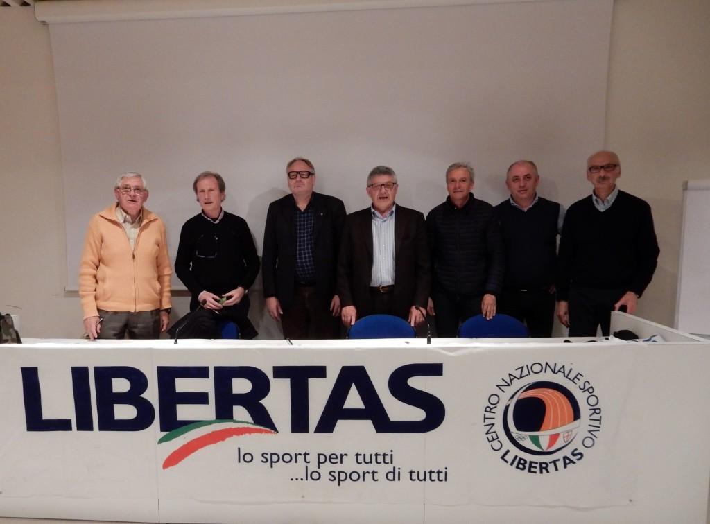 Nuovo direttivo Libertas Provinciale Udine