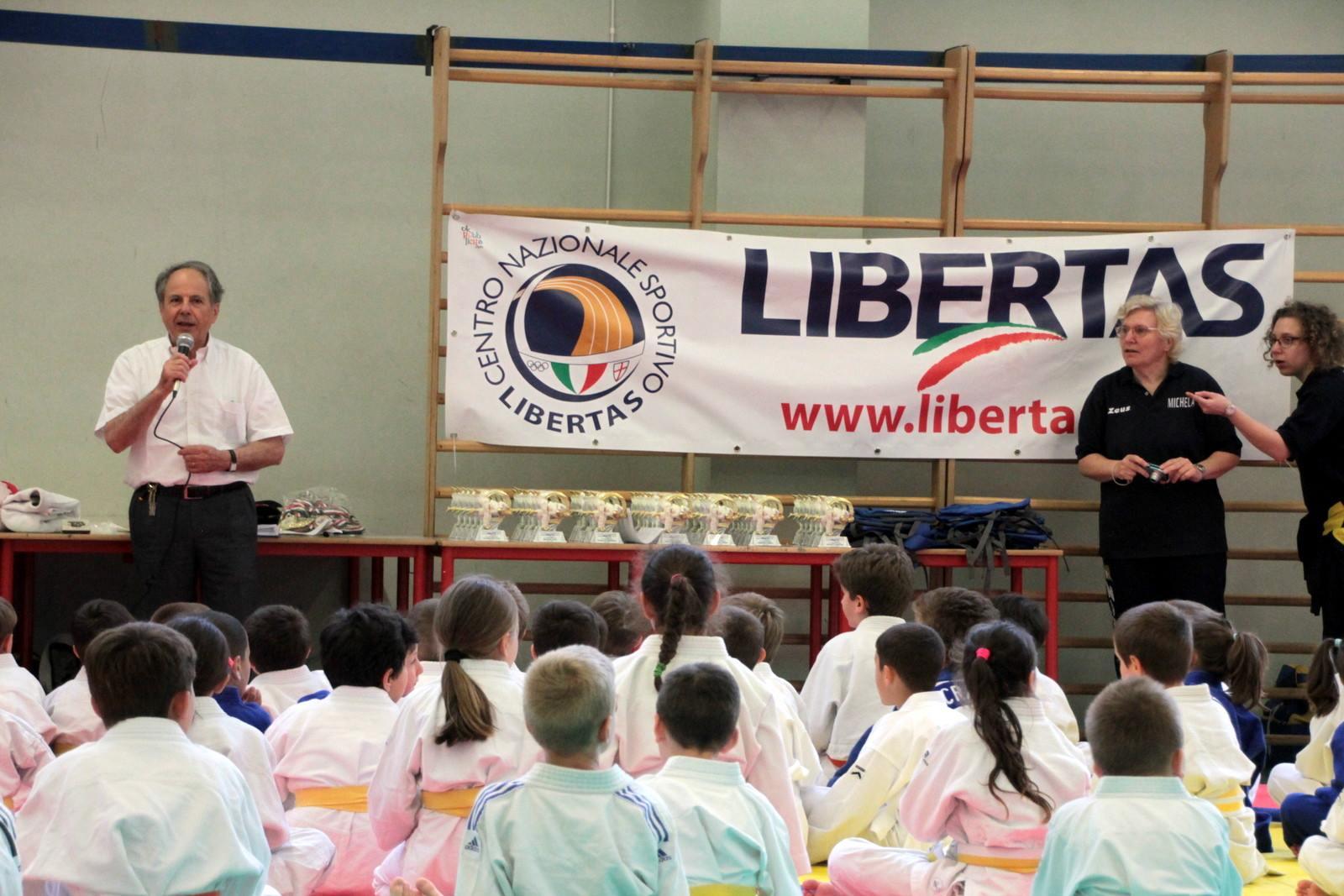 Circuito Propaganda di Judo Giovanissimi Libertas