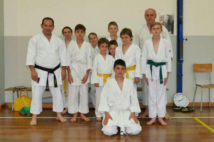Libertas Nakayama Masatoshi Shotokan Karate-Do