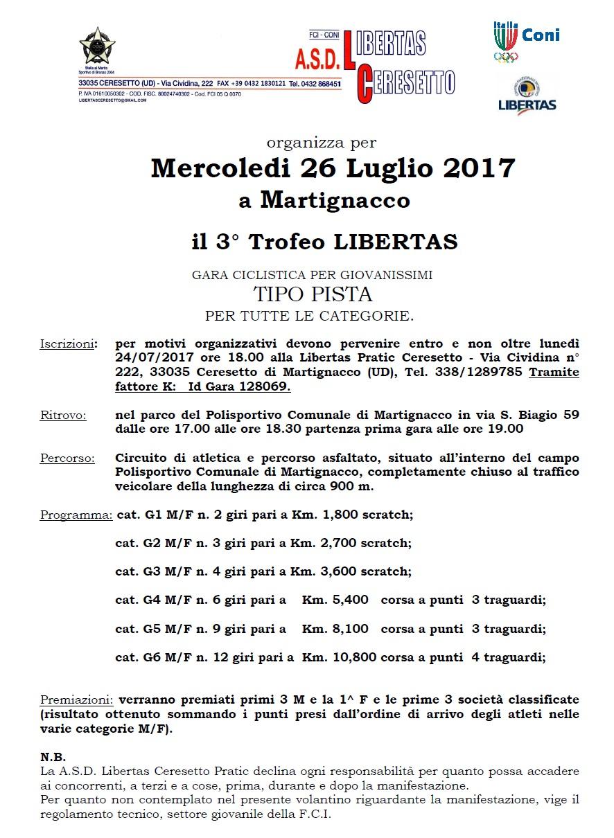 Trofeo Libertas