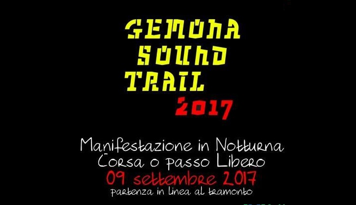 Gemona sound trail 2017