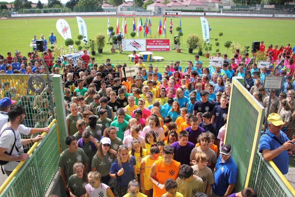 Trofeo Internazionale Giovanile di Atletica Leggera Città di Majano