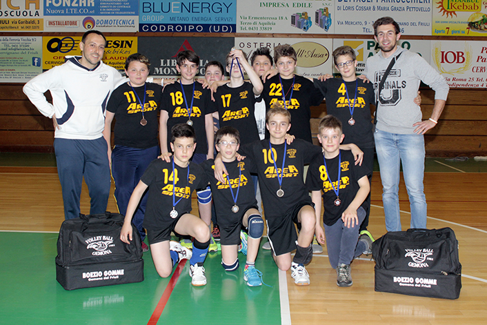 Volleyball Gemona U13