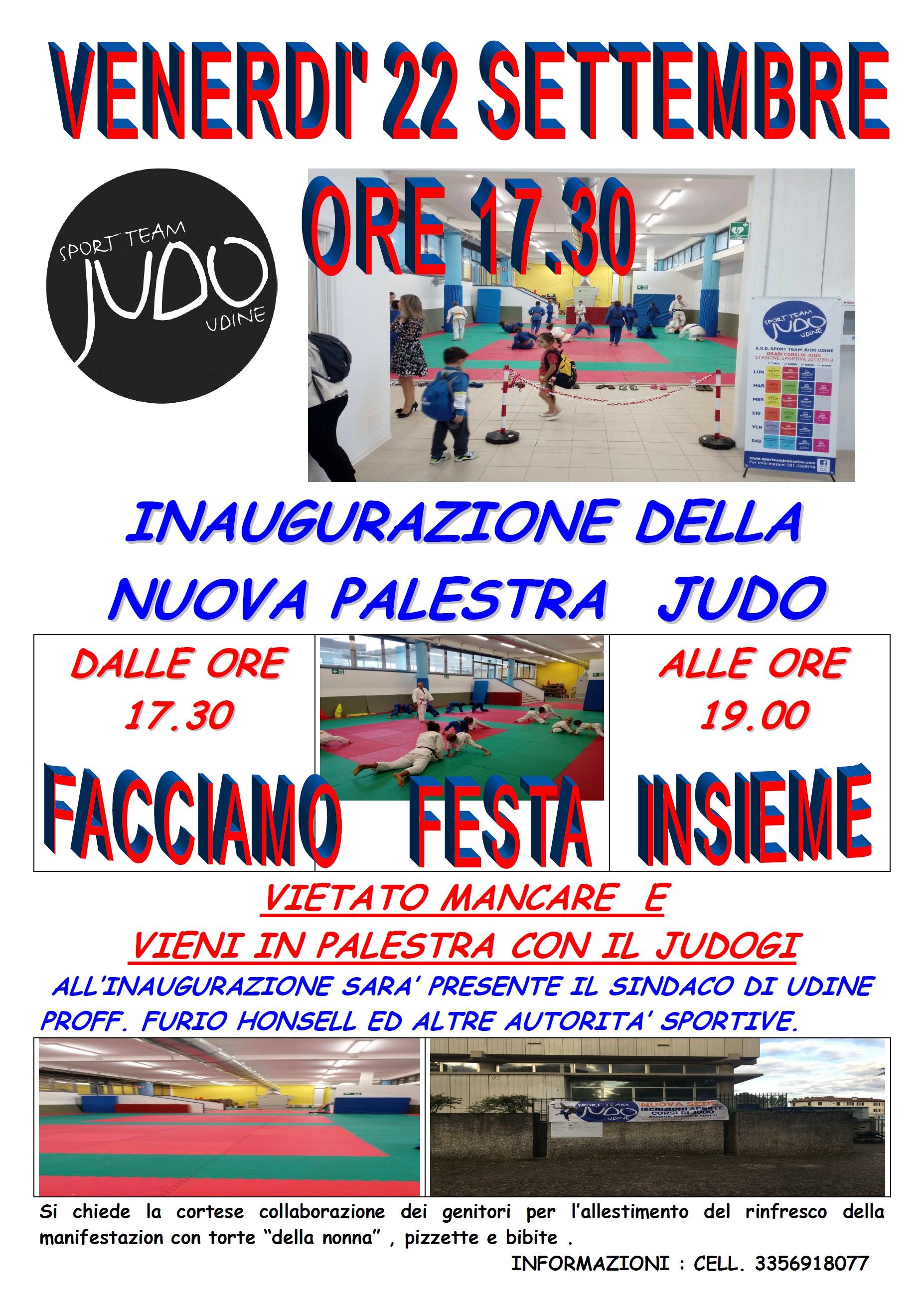 Sport Team Judo Udine