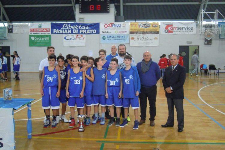torneo di basket precampionato