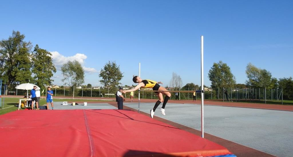 L'Atletica riparte alla grande con il Gemona Jump Development