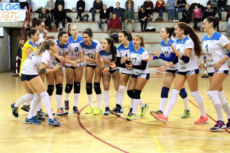 Ospitaletto Brescia vs Itas Città Fiera