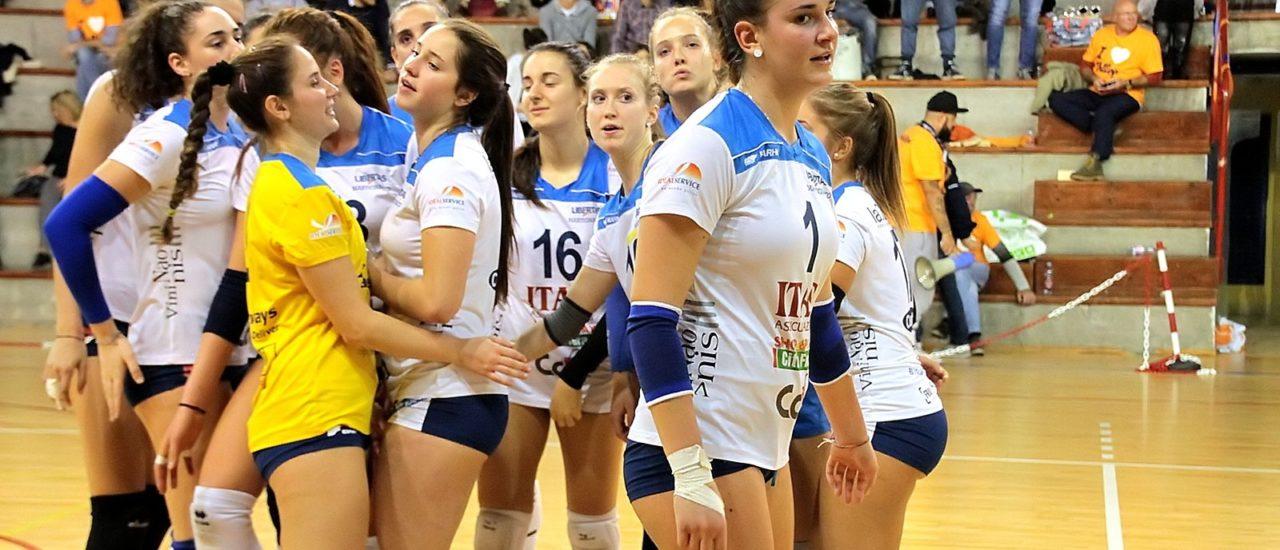 Volley, Il commento post Argentario di Coach Gazzotti