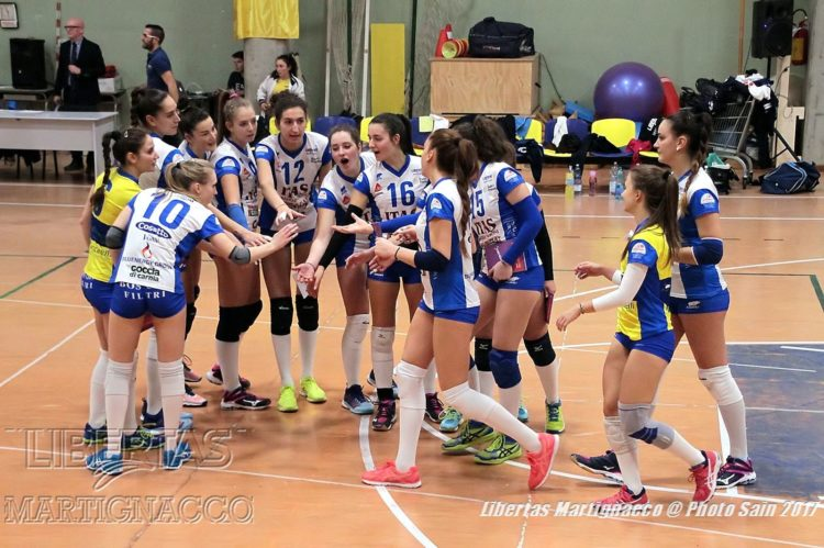 ezzelina volley vs itas città fiera