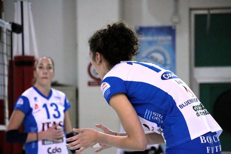 Commento Itas Città Fiera vs Vivigas Arena