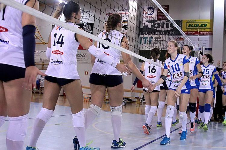 Itas Città Fiera vs Vivigas Arena