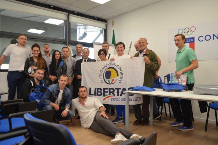 delegazione bielorussa