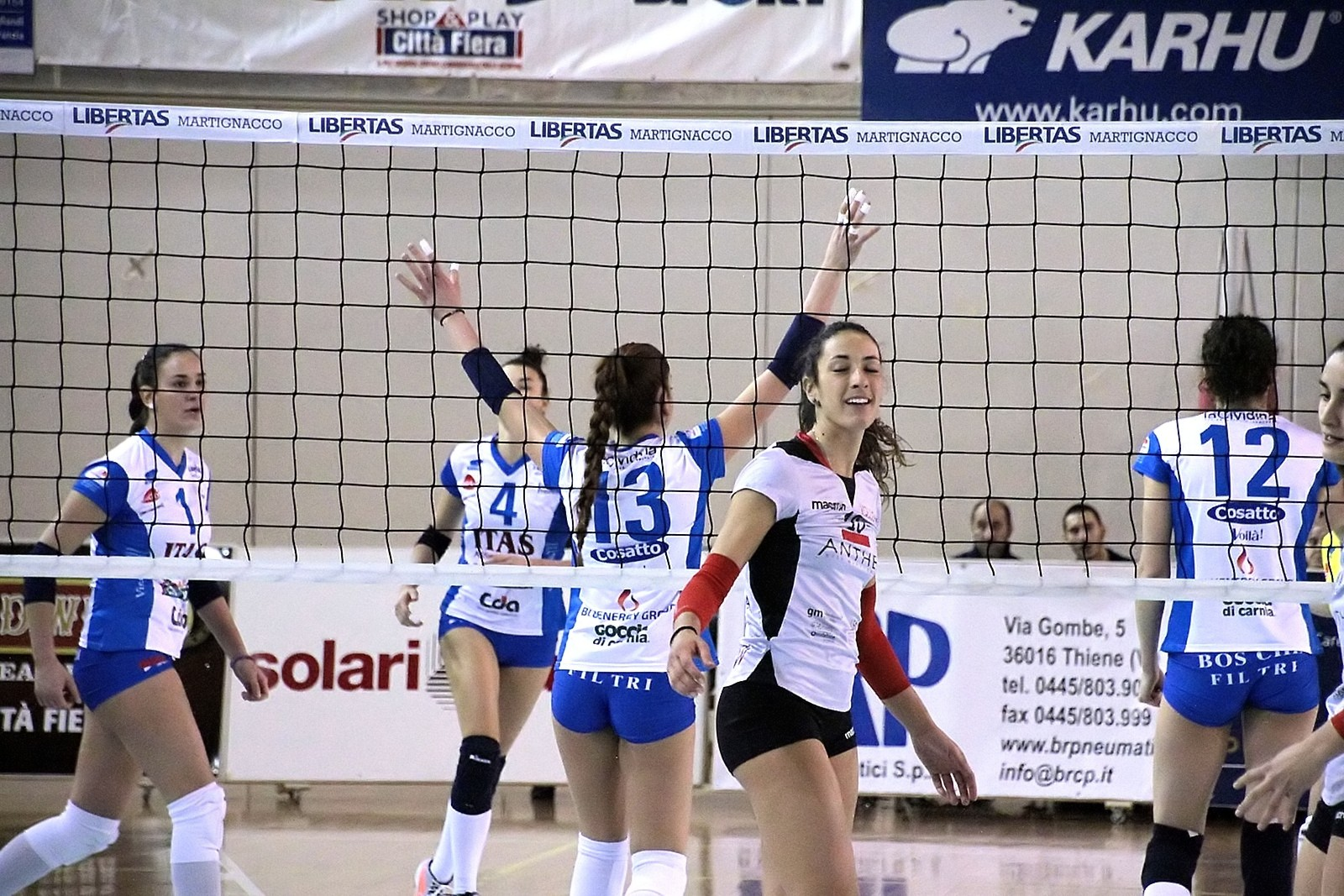 Itas Città Fiera vs Anthea Volley Vicenza
