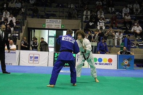 Judo Kuroki 34 volte in serie A