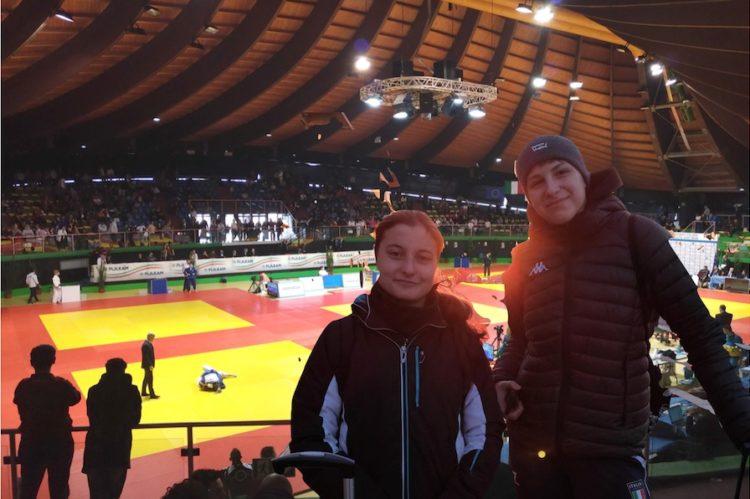 Vuk e Mari ai Campionati Italiani Assoluti 2018