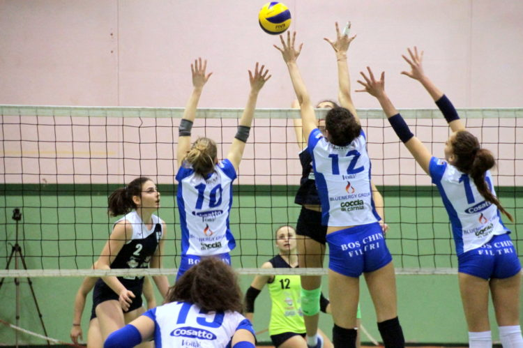 Volley Adro vs Itas Città Fiera