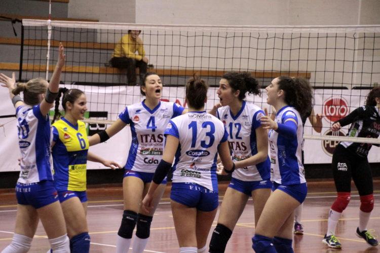 Ata Trento vs Itas Martignacco:
