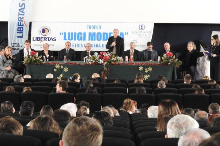 Il CPS Libertas di Udine premia i suoi campioni