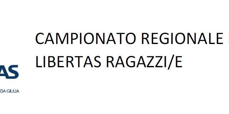 Campionato Regionale Indoor Libertas Ragazzi 2018