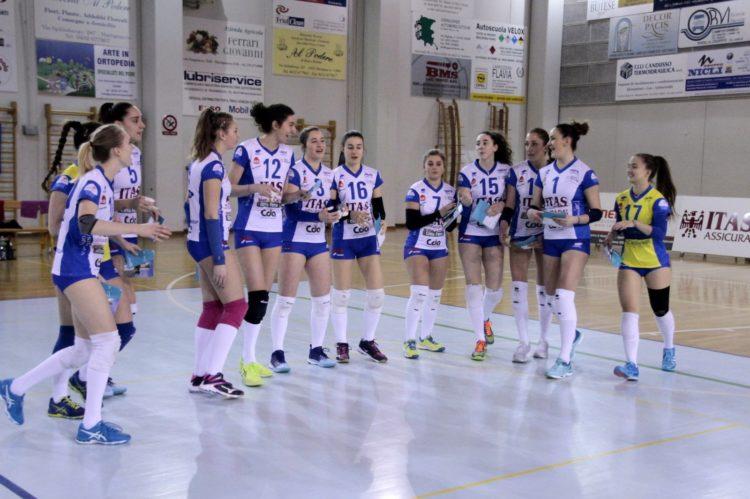 Itas Città Fiera vs Ospitaletto