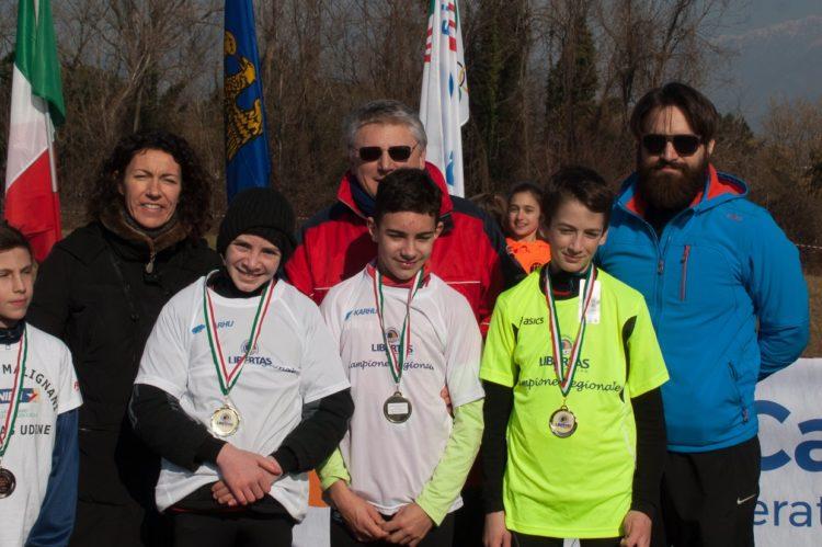 Campionato Regionale Libertas Staffette Cross