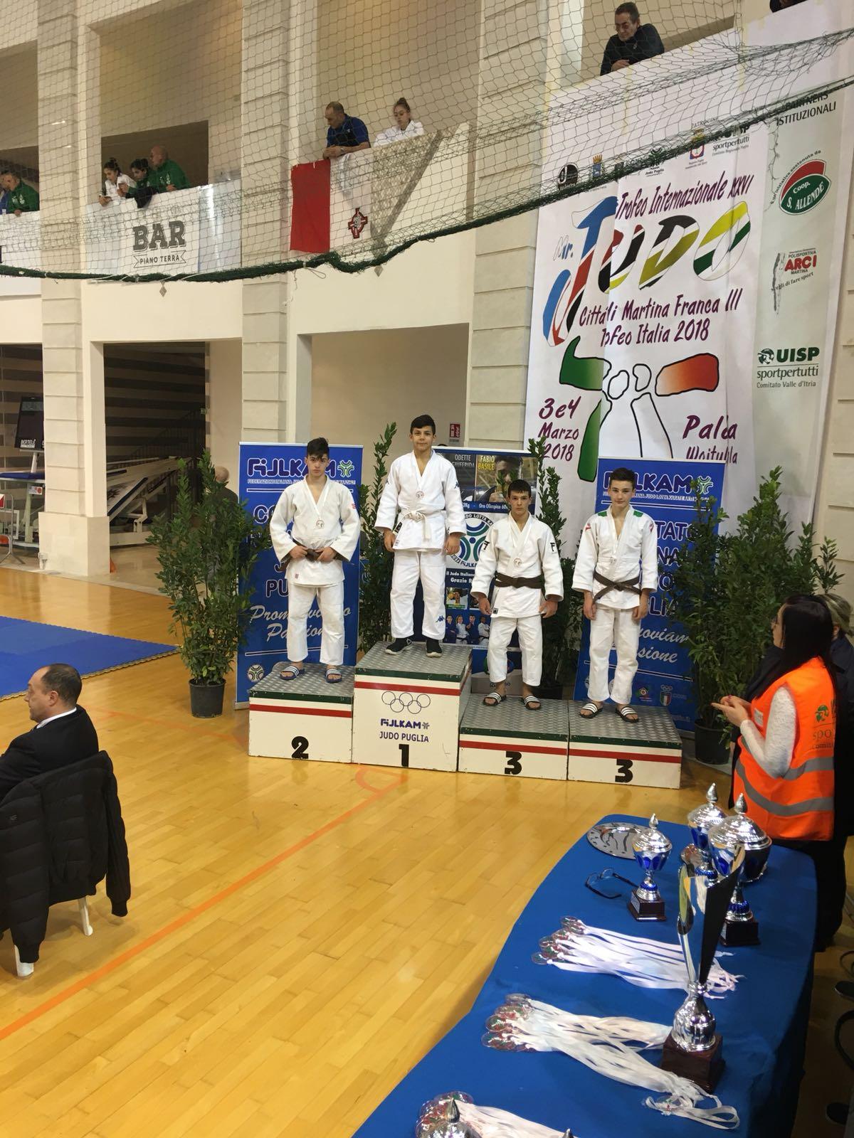 Trofeo MrJudo Puglia 2018