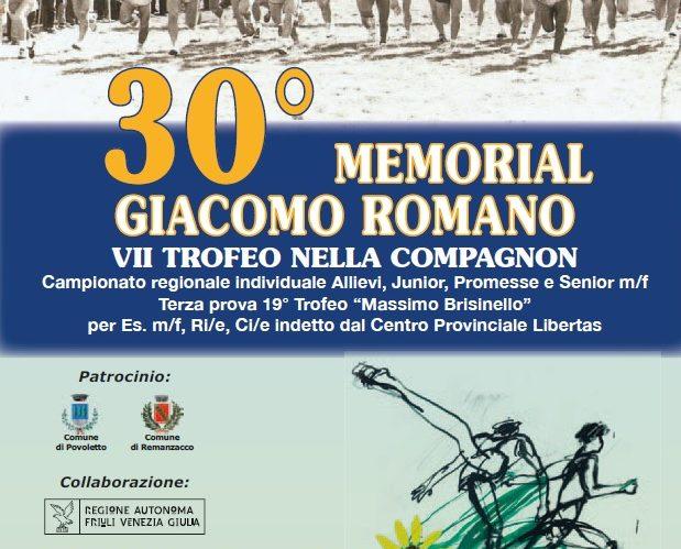 XXX Memorial Brisinello