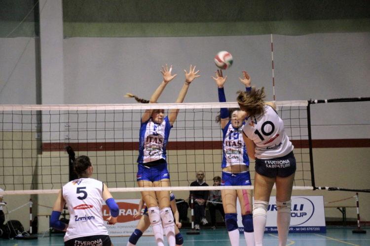 Vivigas Arena vs Itas Martignacco