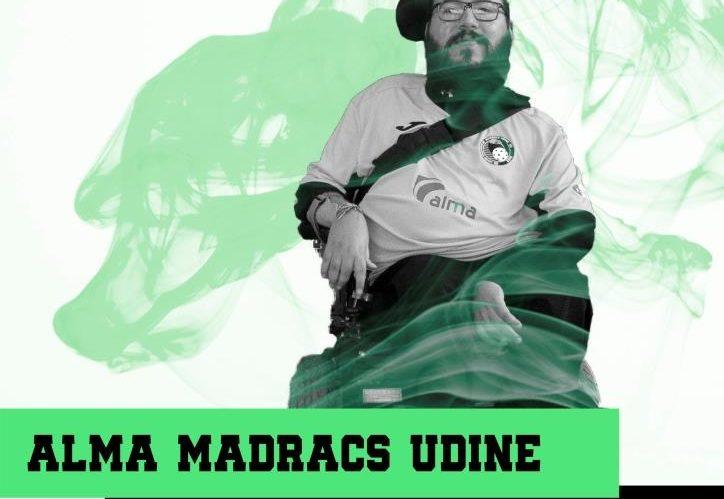 Preparazione Madracs vs Dolphins Ancona