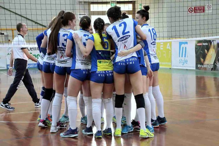 Commento Est Volley vs Itas Città Fiera