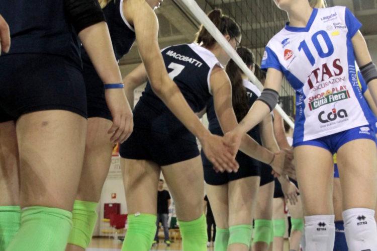 Commento Itas Martignacco vs Volley Adro