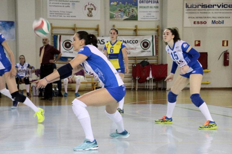 Volley, Itas Martignacco vs Volley Adro