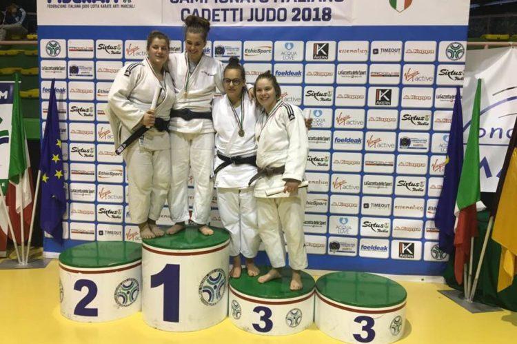 Campionati Italiani Cadetti 2018