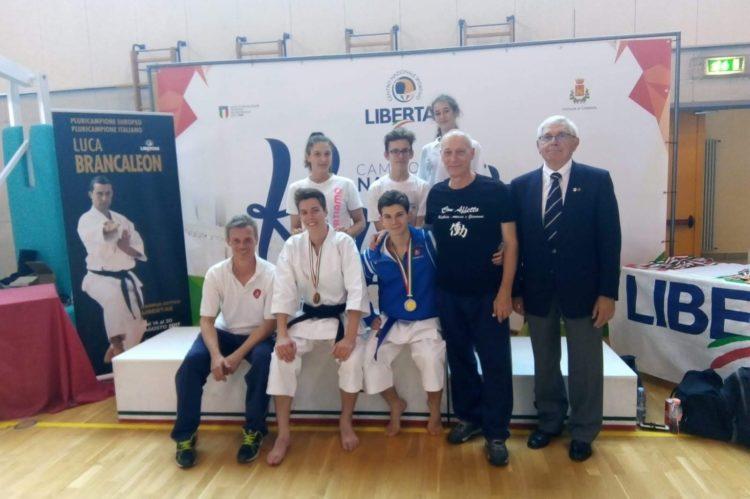 39° Campionato Nazionale Libertas di Karate