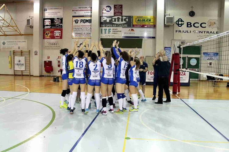 Volley, Ceccarelli rende onore alle seconde linee dell'Itas