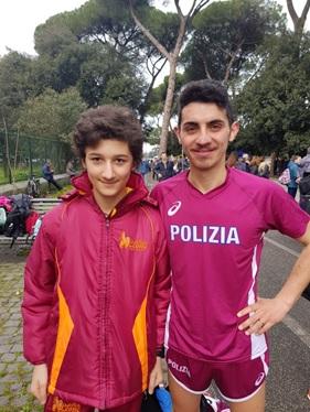 Massimo Stano, vincitore di molti titoli italiani e il bronzo agli europei
