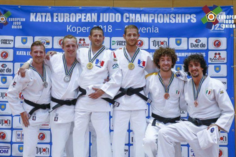 Campionati Europei di Kata 2018