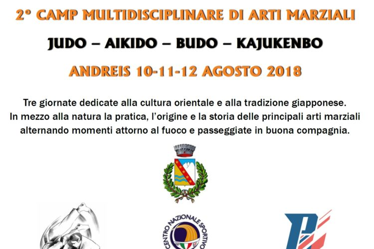 2° Camp Multidisciplinare