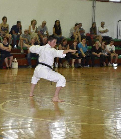 Trofeo Nazionale Libertas Karate Shotokan 2018 a Cividale