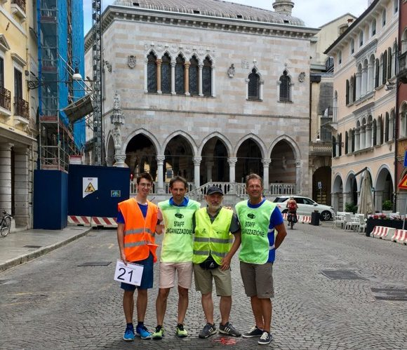 percorsodella Maratonina di Udine 2018