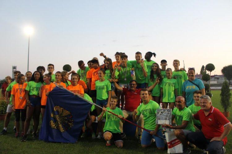 """27° Trofeo Internazionale giovanile """"Città di Majano"""""""