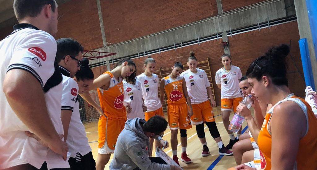 Basket, Albino – Udine. En Plein di vittorie per la Delser