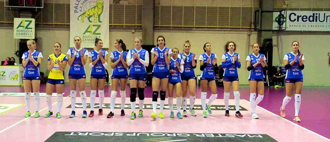 Volley, Olbia – Martignacco. Il commento di coach Gazzotti