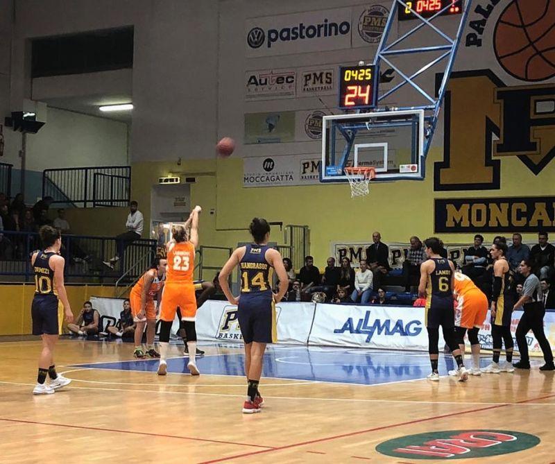 Libertas Moncalieri - Delser Udine