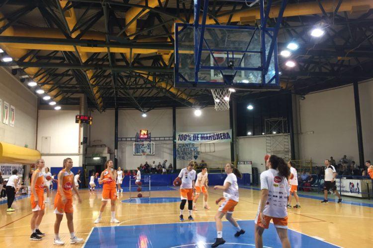 Basket, Terza di campionato A2