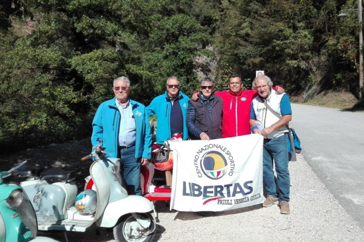 Raduno Internazionale Lambretta LI-TV 1a Serie