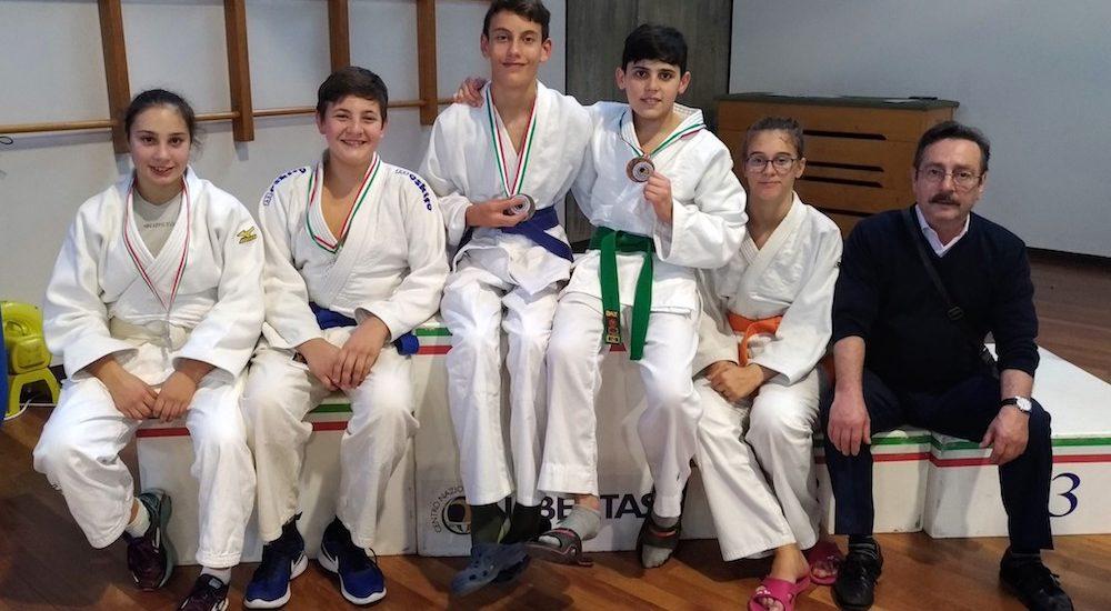 Judo, Tolmezzo fra Trofeo Nazionale Libertas e Sankaku